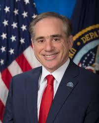 Picture of David Shulkin, Veterans Affairs Secretary