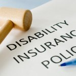 Picture of Disability Insurance Policy